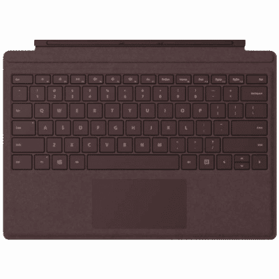 Surface Pro Signature Type Cover Burgundy