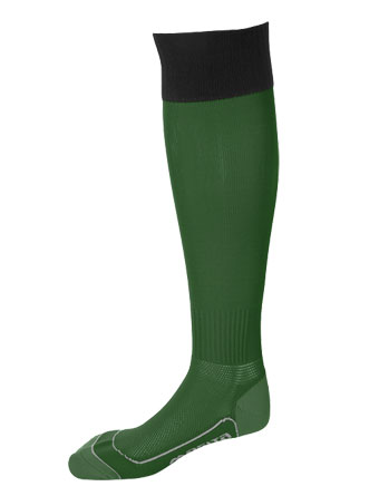 Chelsea Socks - Green/Black